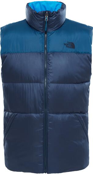 The North Face Nuptse III bodywarmer Heren blauw